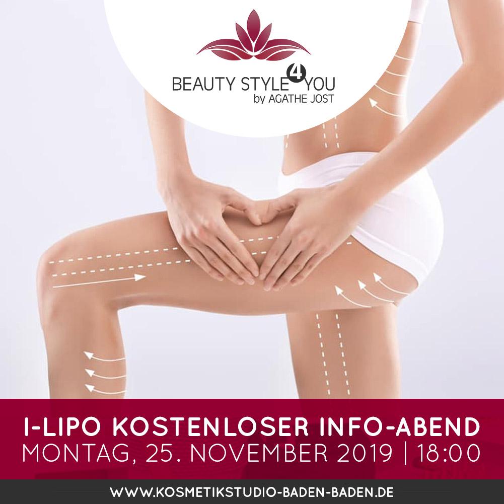 Infoabend iLipo Fettreduktion in Baden Baden