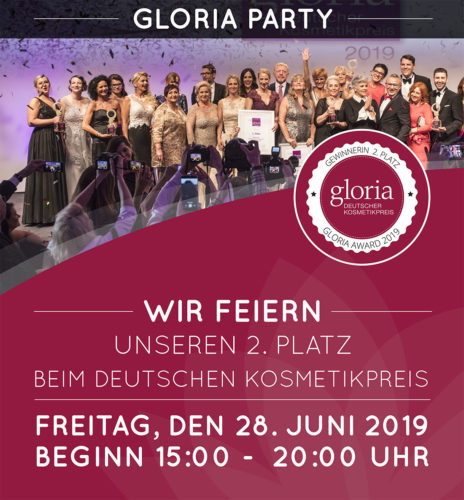 2019 - gloria award-party
