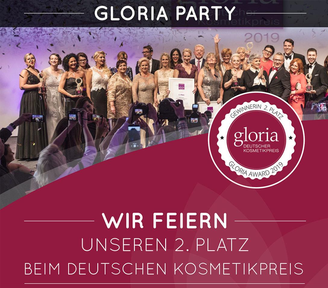 2019 - gloria award-party