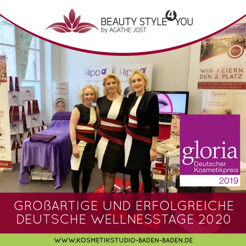 2020 Deutsche Wellnesstage in Baden Baden