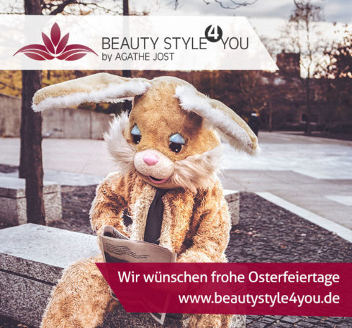 Ostern2018 - beautystyle4you Kosmetikstudio in Baden Baden
