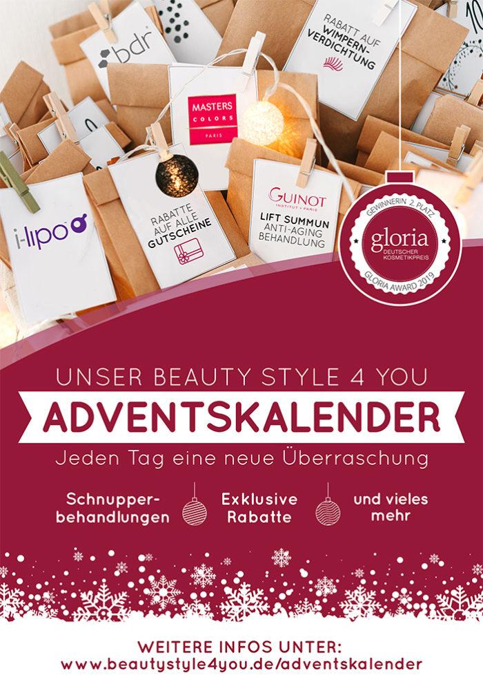 Adventskalender - BS4Y Kosmetikstudio Wiesbaden