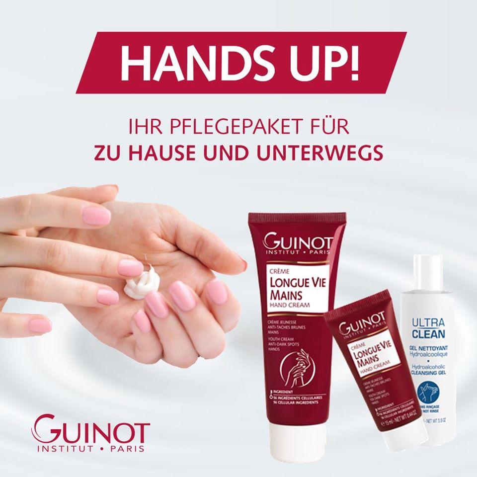Guinot Handcreme - Kosmetikstudio Baden Baden