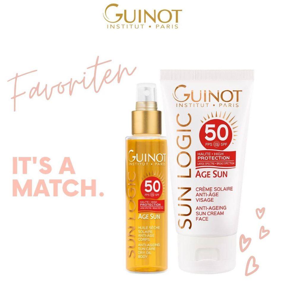 Guinot Sommer Sonnenöl - Kosmetikstudio Baden Baden