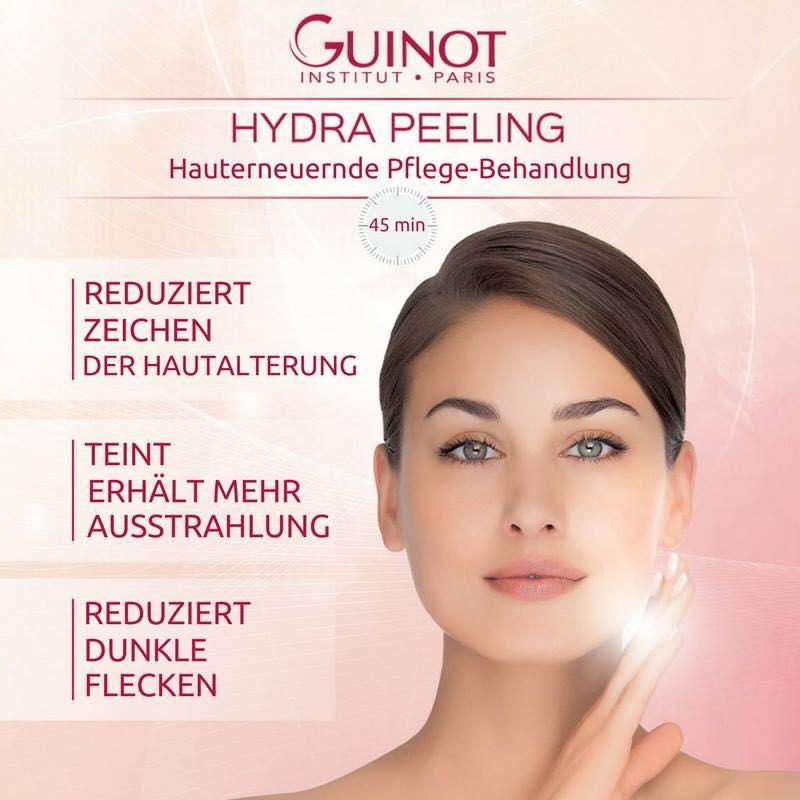 Hydra-Peeling Behandlung in Baden-Baden