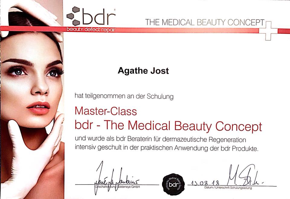 kosmetikstudio baden-baden - bdr masterclass