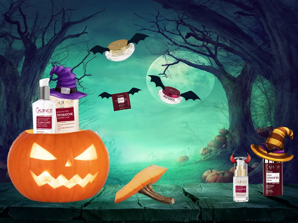 kosmetikstudio badenbaden Halloween