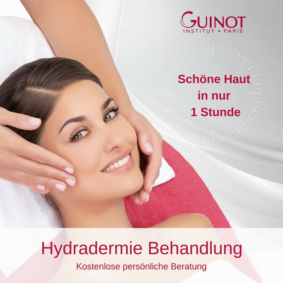 Kosmetikstudio Wiesbaden - Hdydradermie Behandlung