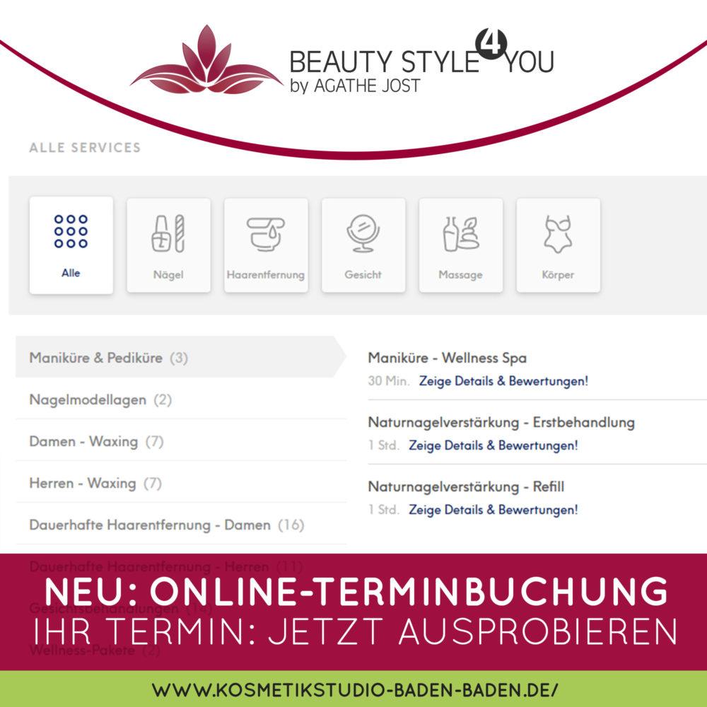 online-termin BeautyStyle